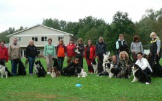 Obedience training camp- 2014